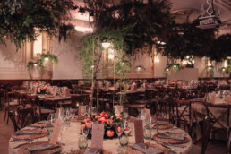 Rincon Huertano boda sala mesa